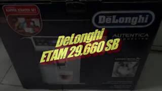 Test: DeLonghi ETAM 29.660.SB / AUTENTICA CAPPUCCINO (deutsch)