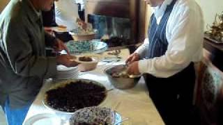 Mega buffet alla scampagnata all' Agriturismo Vultaggio Misiliscemi Trapani