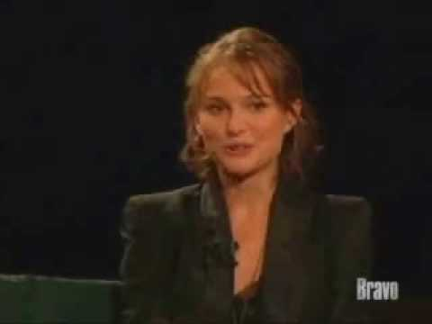Natalie Portman Speak Arabic video
