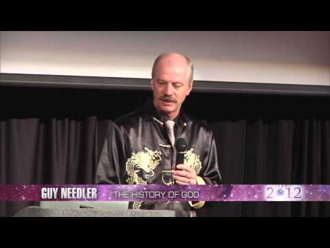 Guy Needler   A History of God   Lecture Preview