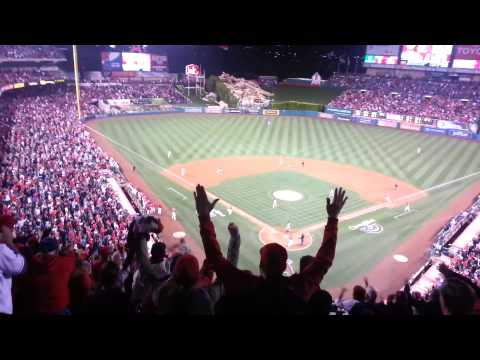 Albert Pujols walk-off double on 4/13/2013 - Houston Astros vs. Los Angeles Angels of Anaheim