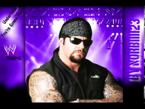 WWE The Undertaker Old Theme Song American Badass