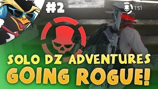 SOLO DZ ADVENTURES #2 (Going Rogue, Toxic Agents, Upsets) - The Division 1.5 Funny Moments
