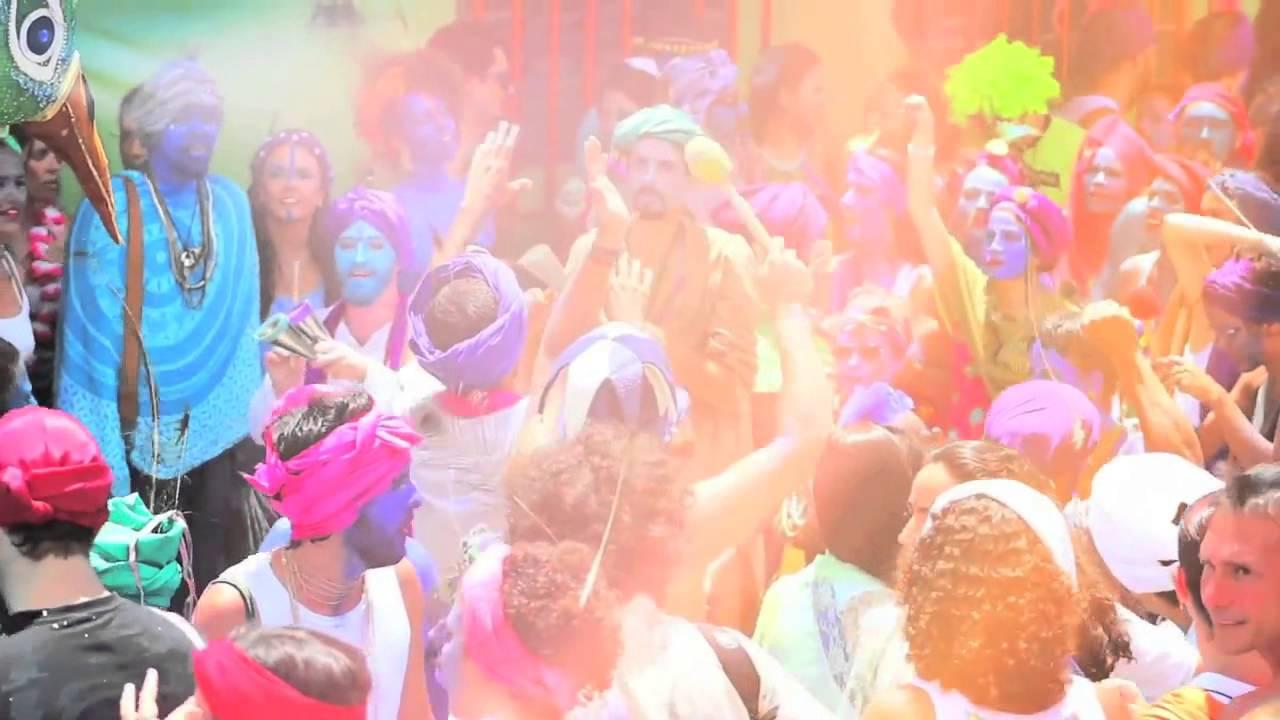 Bloco Pena de Pavão de Krishna - Carnaval Belo Horizonte
