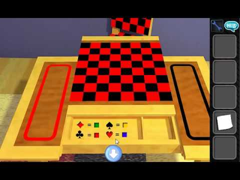 Floors Escape 3 Walkthrough