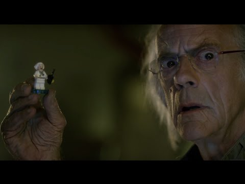 Back to the Future's Doc Brown returns in this trailer for Lego Dimensions