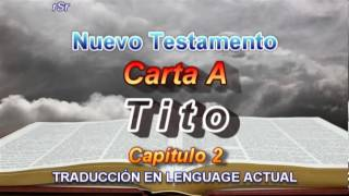 Carta A T i t o - Traducción Lenguage Actual