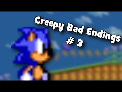 Creepy Bad Endings # 3