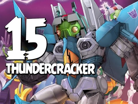 Angry Birds Transformers - Gameplay Walkthrough Part 15 - Thundercracker Goes Ballistic