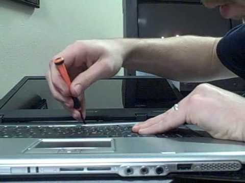 Replacing acer laptop power jack part 1 of 2