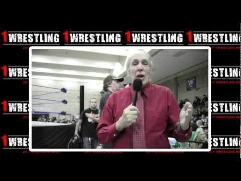 EXCLUSIVE: THE SIGHTS & SOUNDS OF NATIONAL PRO WRESTLING DAY!