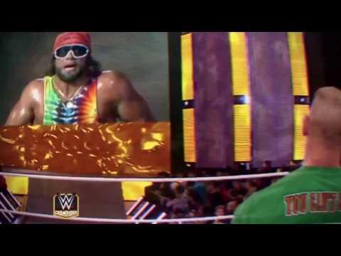 Macho Man VS John Cena! thumbnail