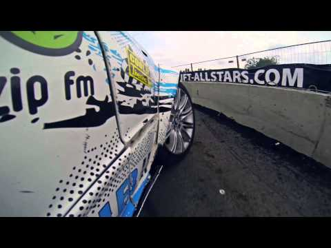 Biggest crash @ Drift Allstars GoPro Estonian GP finals day