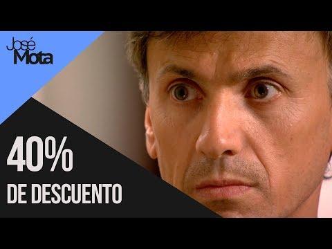 40% de descuento...