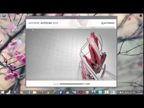 autocad crack 2016 32 bit