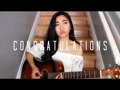 Congratulations x Post Malone ft. Quavo (Cover)