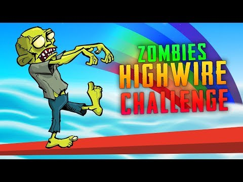 Highwire Challenge (Call of Duty World at War Zombies)