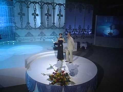 Midheta - Pohvale za rad @ Miss BiH 2004