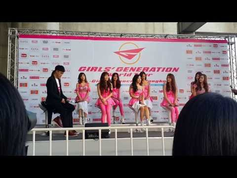 140111 Press Conference GG World Tour ~Girls & Peace~ in Bangkok by JuMzlloll