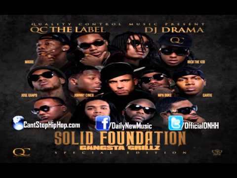 Migos - Dramatic (Prod. by Zaytoven) [Solid Foundation Mixtape]