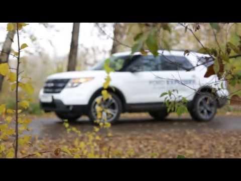 Ford Explorer 2013, тест-драйв