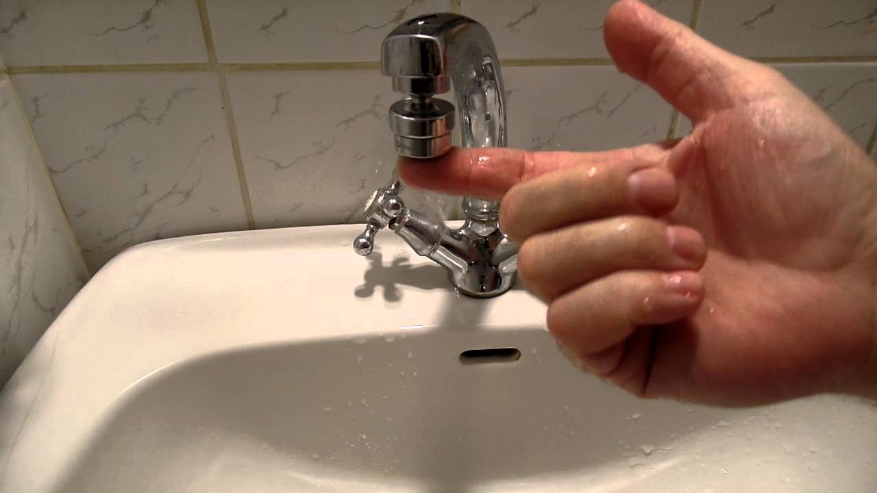 Аэратор для смесителя для экономии воды своими руками 18
