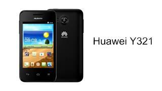 Cómo hacer Hard reset (desbloquear) al celular Huawei Y321