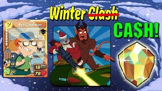 Winter Clash Challenge Tips and Tricks! | Animation Throwdown