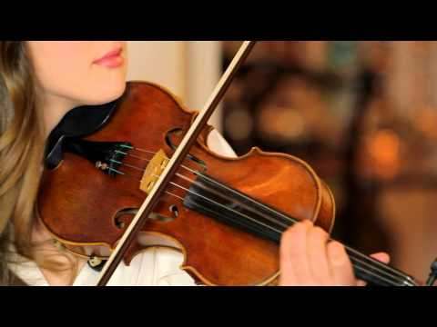 String Duo & Guitar - Wagner - Wedding March here Comes The Bride video