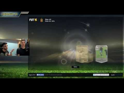 FIFA 15 | PACK OPENING | MI PRIMER IF !!!! | Ultimate Team | DjMaRiiO