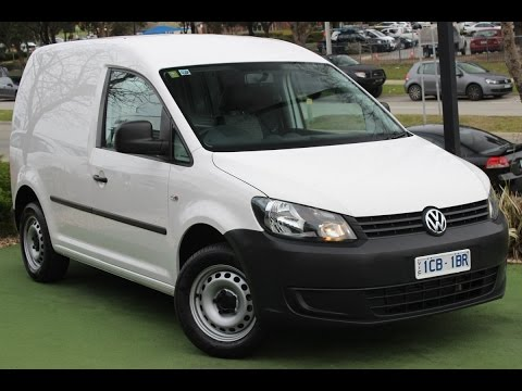 B5513 - 2014 Volkswagen Caddy TSI160 Runner SE 2KN SWB Manual MY14 Review