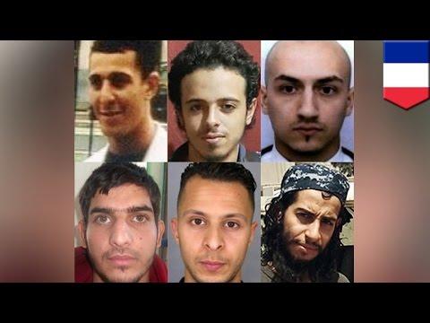 Paris terror attacks: Identities of suspects revealed as massive manhunt continues - TomoNews