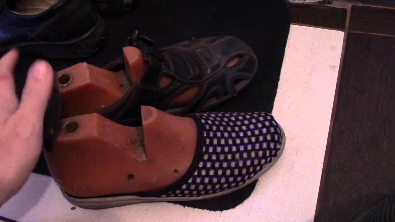 Подошва для обуви своими руками 28