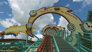 Primeval Whirl (On-Ride) Animal Kingdom - Walt Disney World