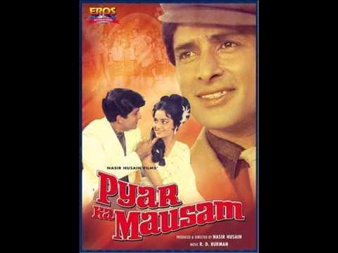 Tum Bin Jaoon Kahan  (Karaoke) - Pyar Ka Mausam