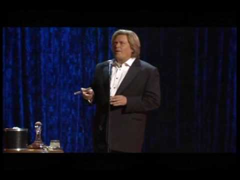 Ron White Toilet Humour Video