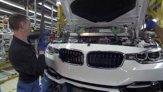 BMW 3 Series Production BMW Munich Plant Final assembly