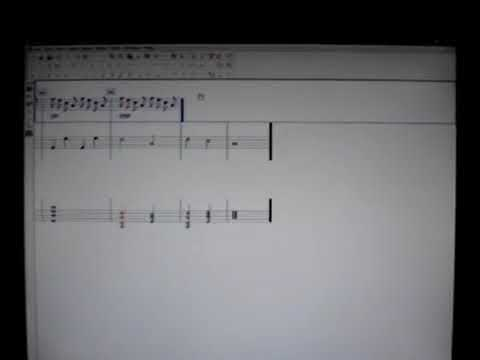 Music i composed on Noteworthy Composer