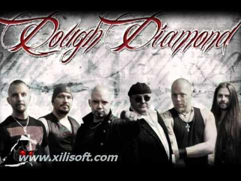Rough diamond band
