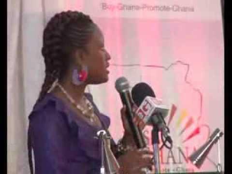 MISS BUY GHANA 2013 finals ETV News Ghana