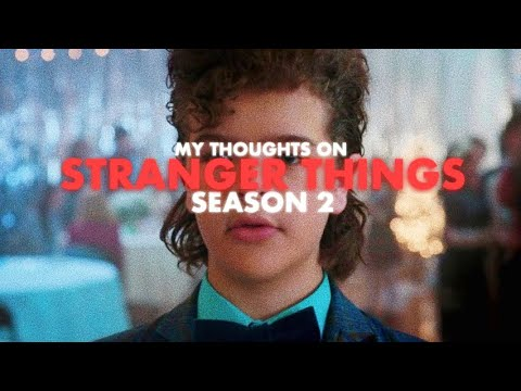 My Thoughts on: Stranger Things 2 | Review