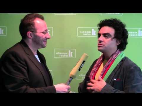 Roando Villazon bei Klassik Radio