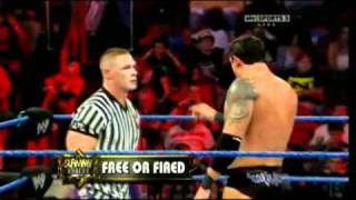 WWE 2010 Slammy Awards : Moment of the year
