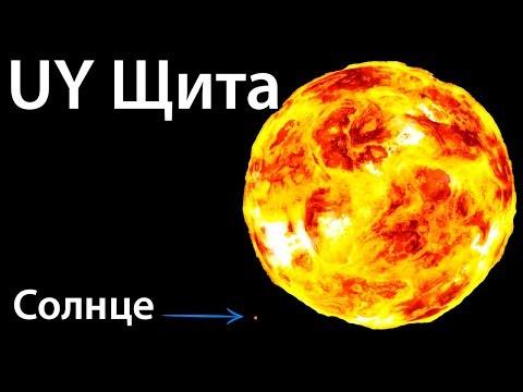 Почему звезды разные по размеру?