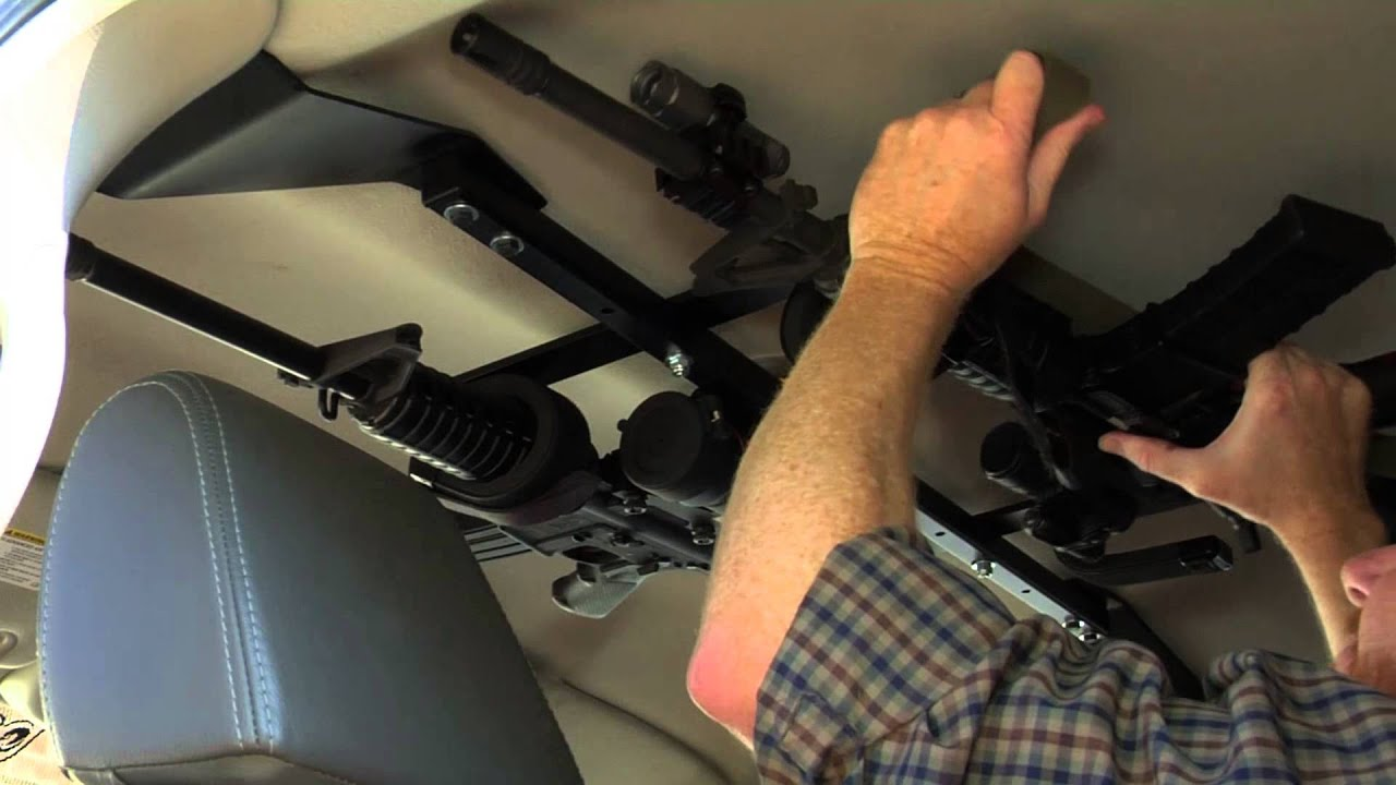Tactical Gun Rack Youtube