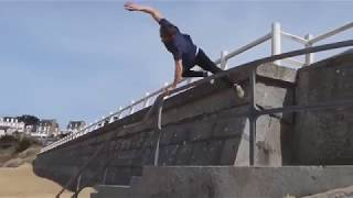 Parkour and Freerunning 2018 - Epic Moves