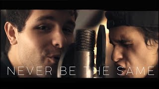 Download Lagu Camila Cabello - Never Be the Same (Tyler & Ryan Cover) Gratis STAFABAND