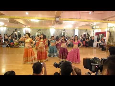 Jad Mehndi Lag Lag Jaave Hong Kong Bollywood Dance Performance...