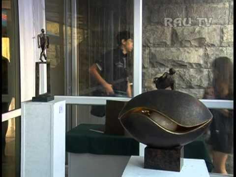 Выставка скульптур Нунэ Туманян