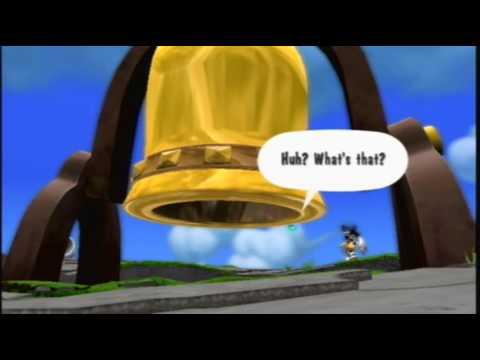 Klonoa (Wii) - Vision 1-2 [2/2] - Boss: Rango Lango